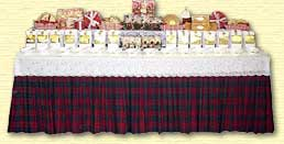 shortbread display